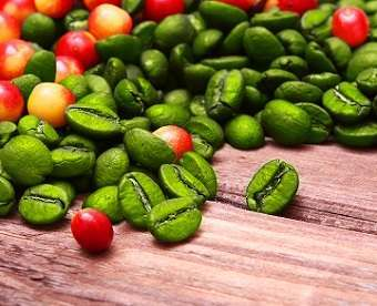 Powerful Antioxidant- Green Coffee Bean Extract