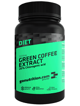 GoNutrition Green Coffee Extract Review