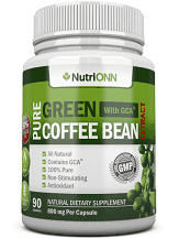NutriONN Green Coffee Bean Extract Review