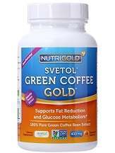 Nutrigold Svetol Green Coffee Gold Review