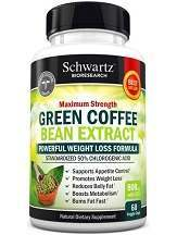 Schwartz Bioresearch Green Coffee Bean Extract Review