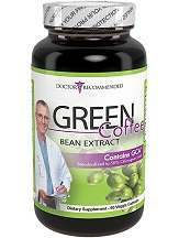 Doctor Recommended Green Coffee Bean Extract Review