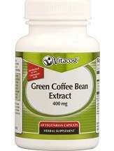 Vitacost Green Coffee Bean Extract Review