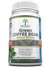 Zen Health Labs Green Coffee Bean Extract Review